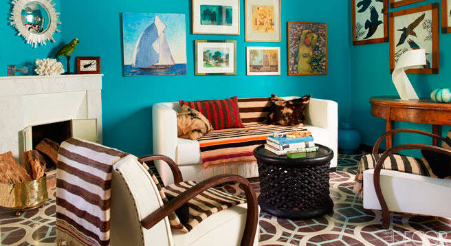 Photo from ElleDecor.com, credit Simon Upton.
